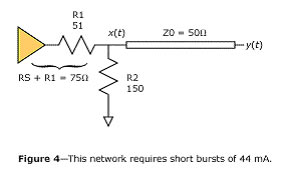 voltage conversionthis structure uses an open collector (pull down only) type of ttl driver directly coupled to the 50 ohm line, terminated at the end with 50 ohms